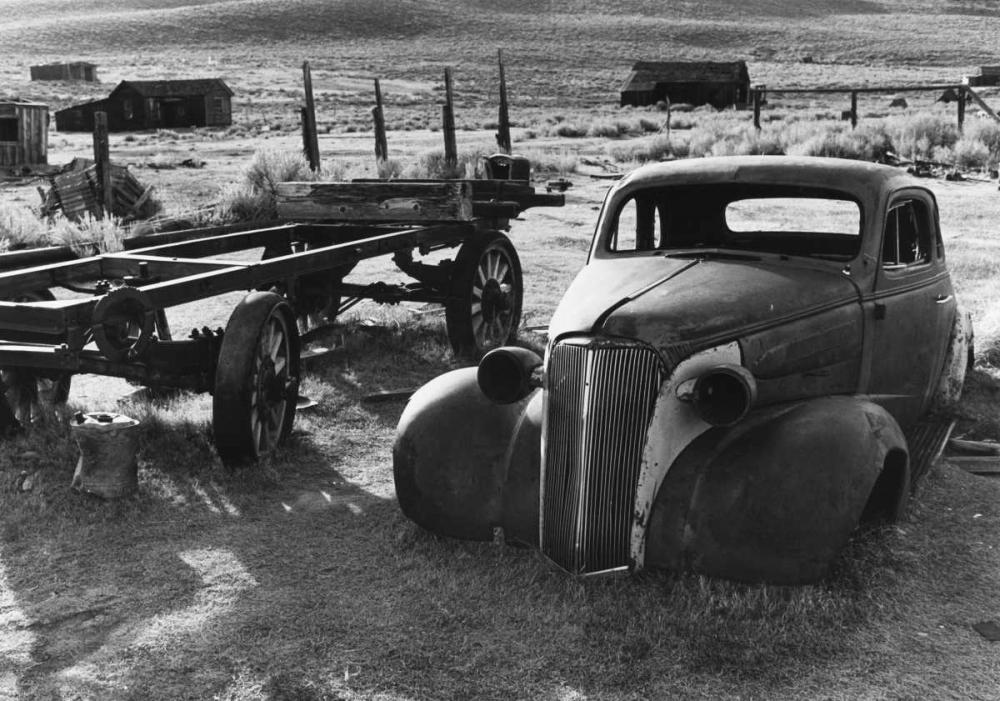 konfigurieren des Kunstdrucks in Wunschgröße Vintage Car von Koetsier, Albert