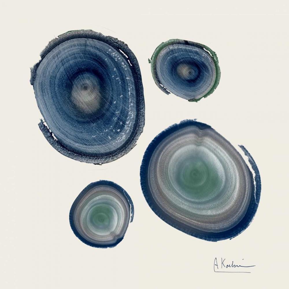 konfigurieren des Kunstdrucks in Wunschgröße Mineral Tree 2 von Koetsier, Albert