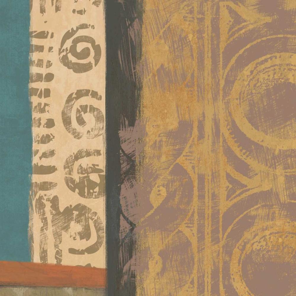 konfigurieren des Kunstdrucks in Wunschgröße African Tribe 2 von Saunders, Alonzo