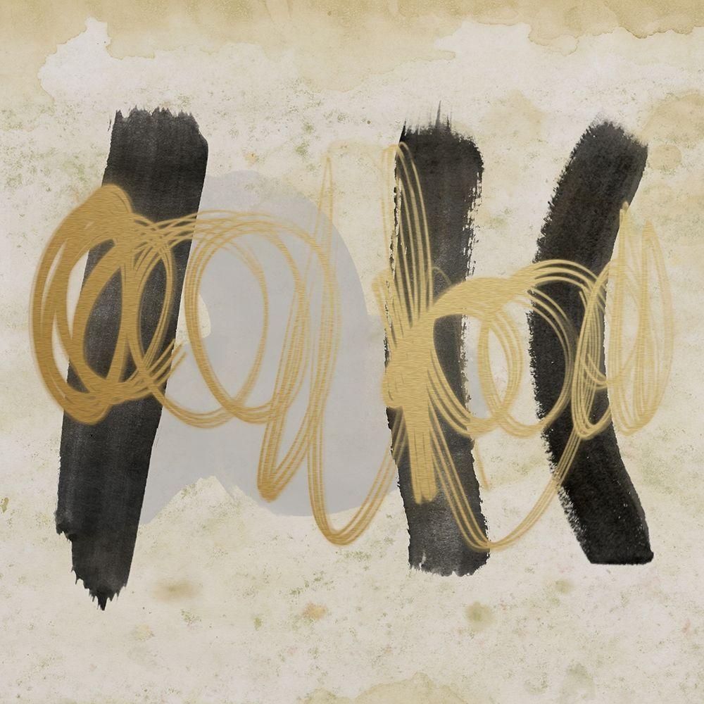 konfigurieren des Kunstdrucks in Wunschgröße Peaceful Movement von Saunders, Alonzo
