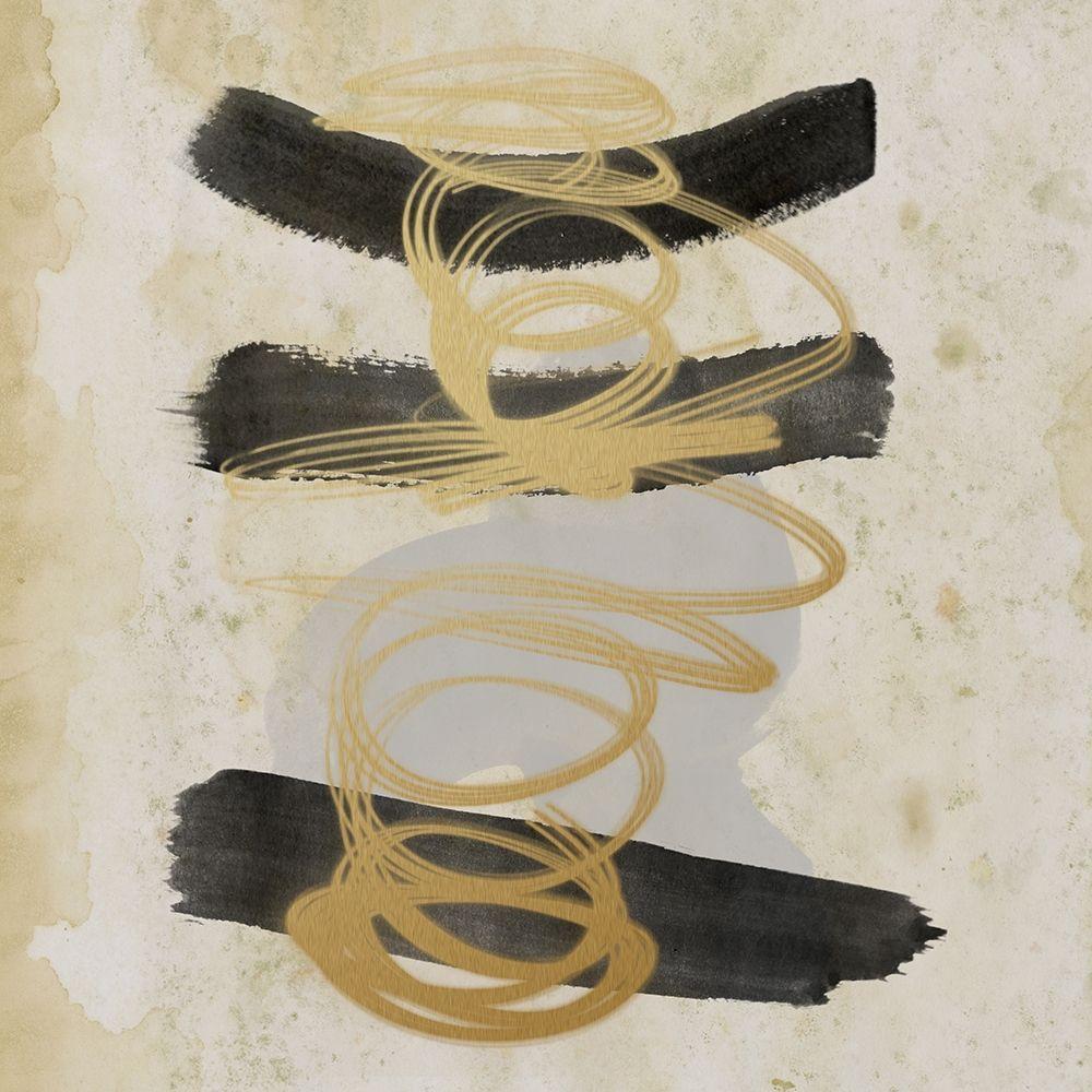 konfigurieren des Kunstdrucks in Wunschgröße Downward Spiral von Saunders, Alonzo
