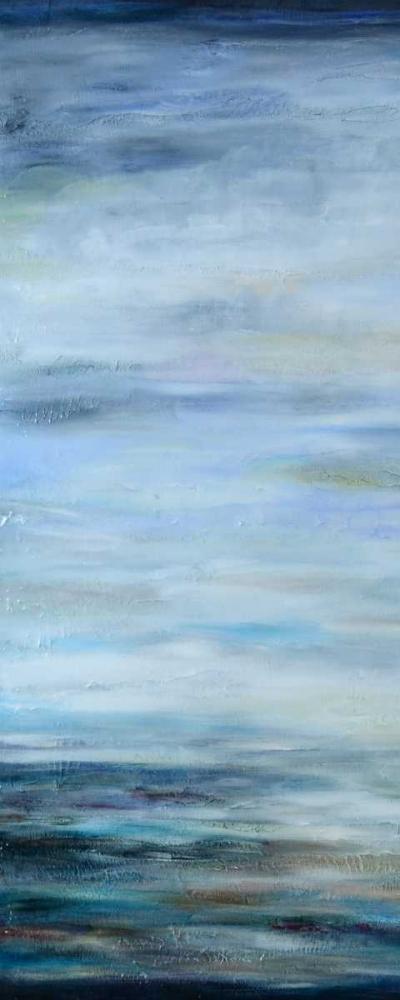 konfigurieren des Kunstdrucks in Wunschgröße Narrow Waterscape 1 von Bilotta, Barbara