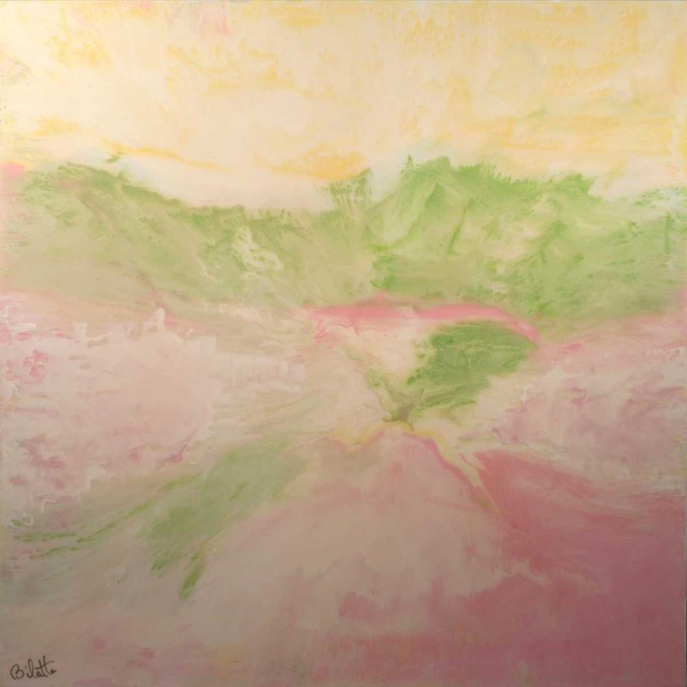 konfigurieren des Kunstdrucks in Wunschgröße Gleaming Plains von Bilotta, Barbara