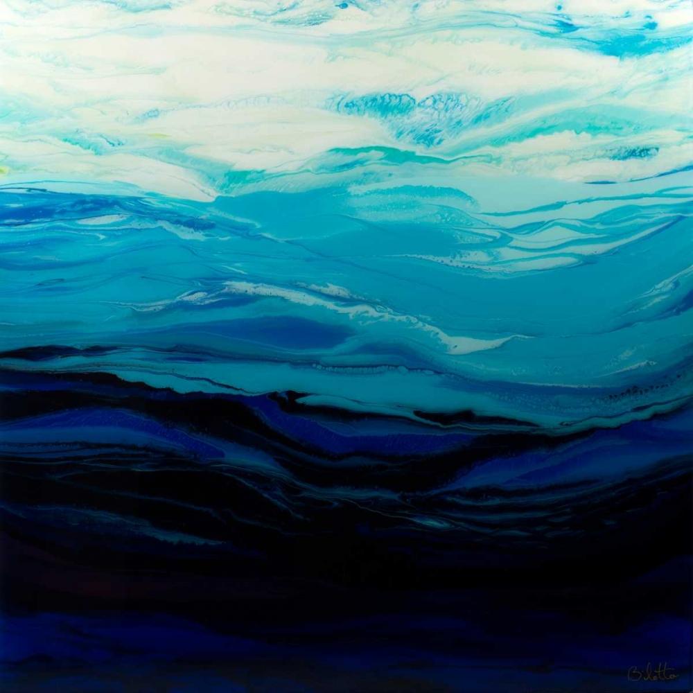 konfigurieren des Kunstdrucks in Wunschgröße Mythical Sea von Bilotta, Barbara