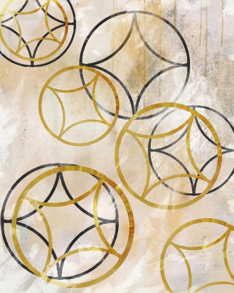 konfigurieren des Kunstdrucks in Wunschgröße Sparkling Spheres 1 von Alvarez, Cynthia