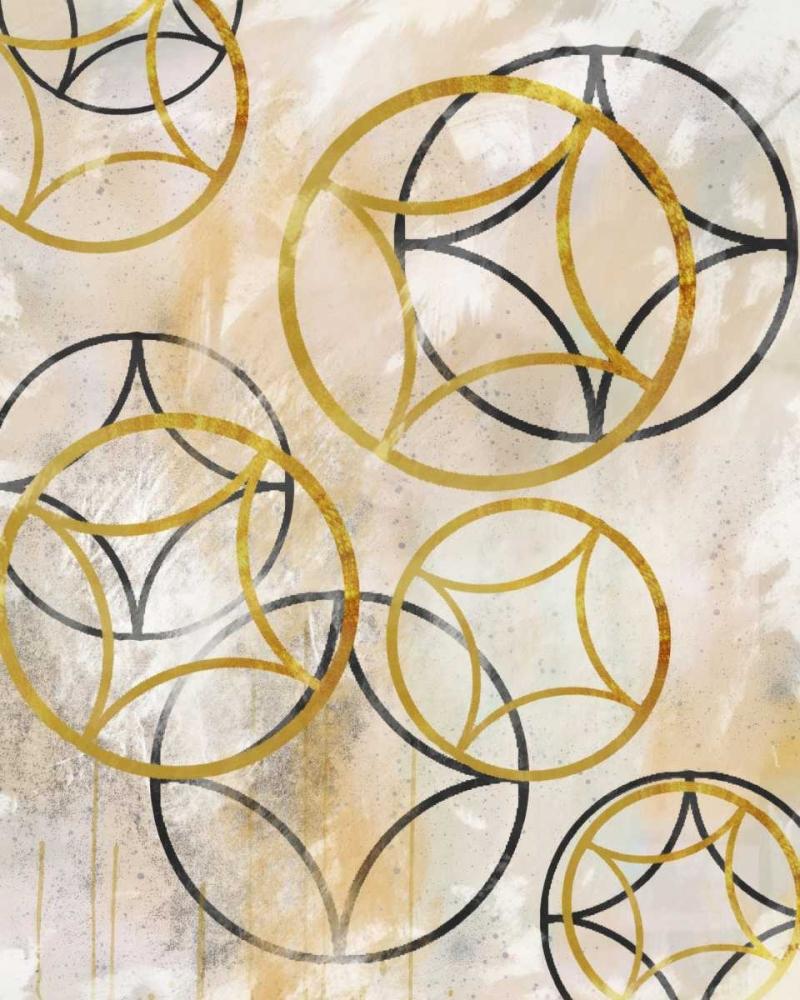 konfigurieren des Kunstdrucks in Wunschgröße Sparkling Spheres 2 von Alvarez, Cynthia