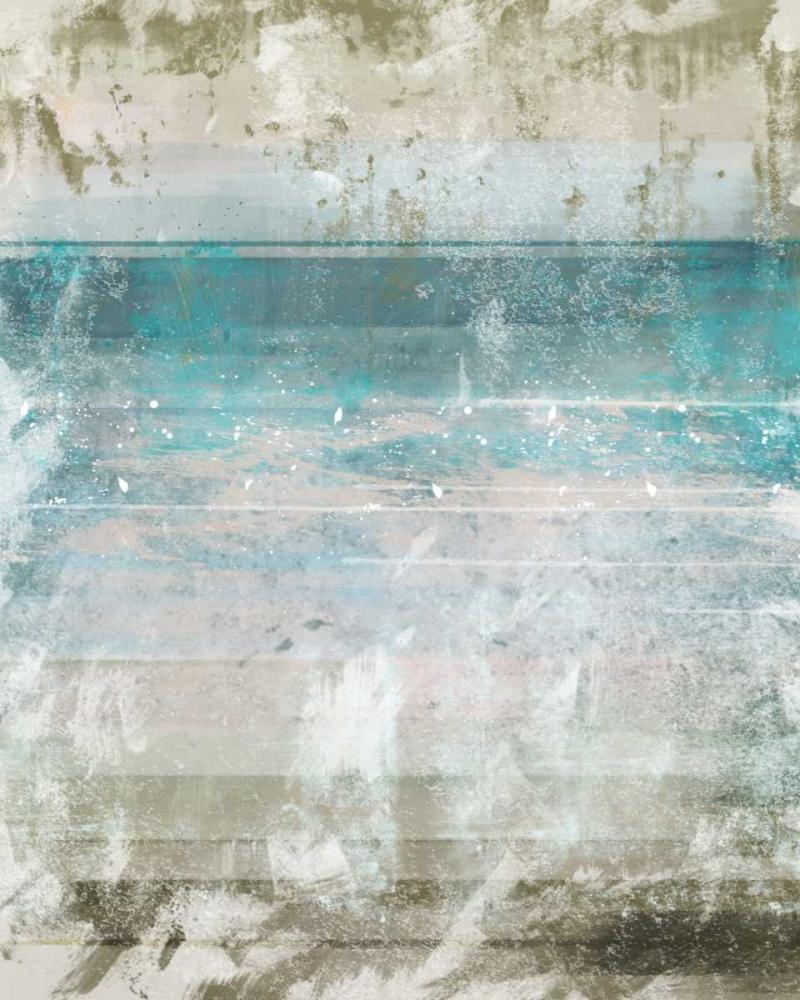 konfigurieren des Kunstdrucks in Wunschgröße Aqua Space 1 von Alvarez, Cynthia