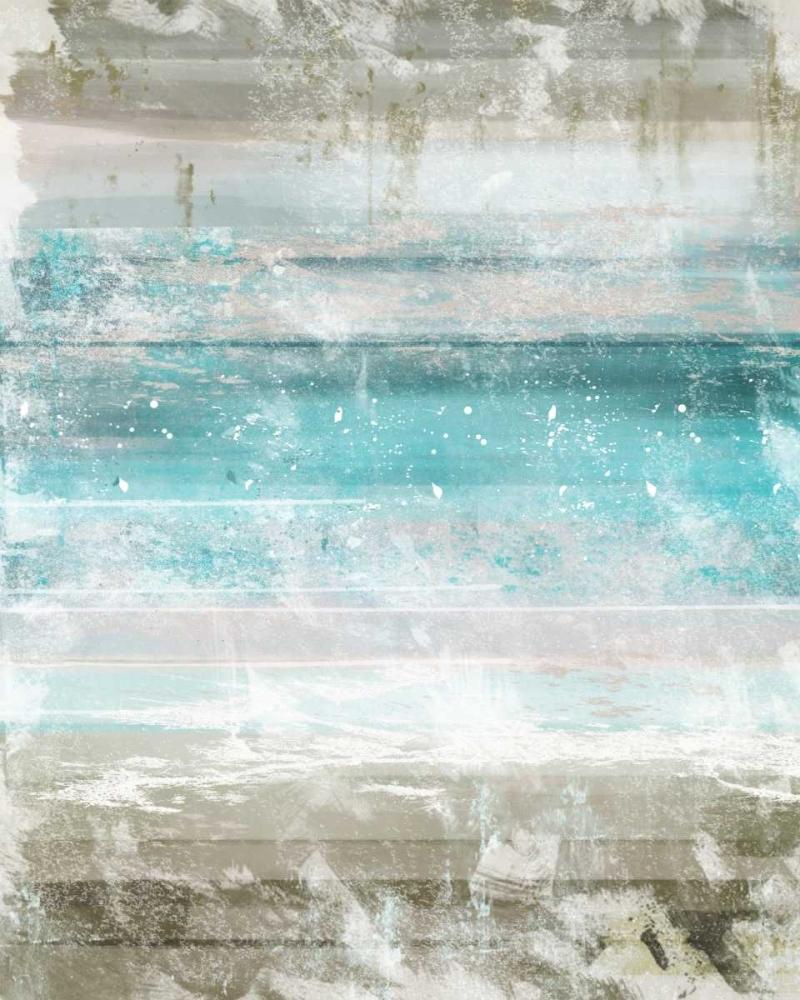 konfigurieren des Kunstdrucks in Wunschgröße Aqua Space 2 von Alvarez, Cynthia