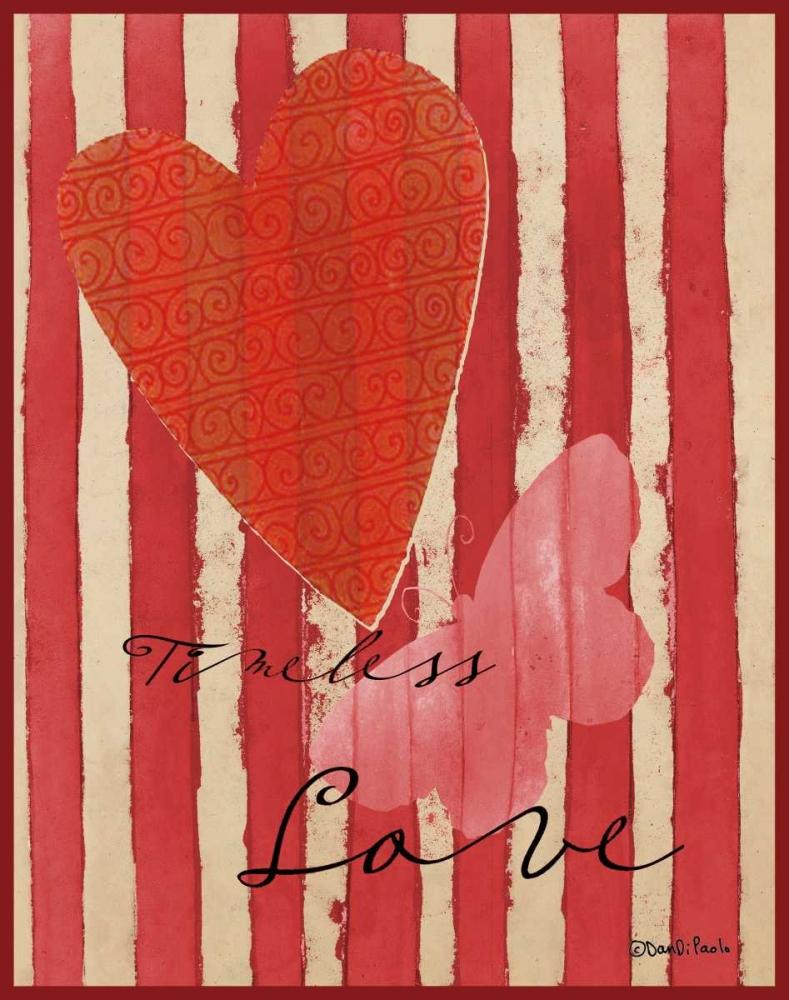 konfigurieren des Kunstdrucks in Wunschgröße Timeless Love 2 von DiPaolo, Dan