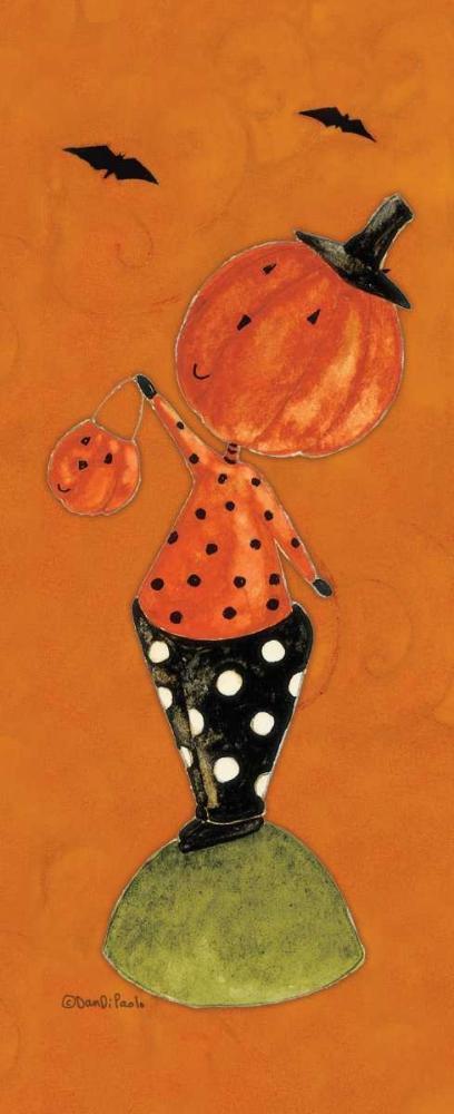 konfigurieren des Kunstdrucks in Wunschgröße Orange Boy von DiPaolo, Dan