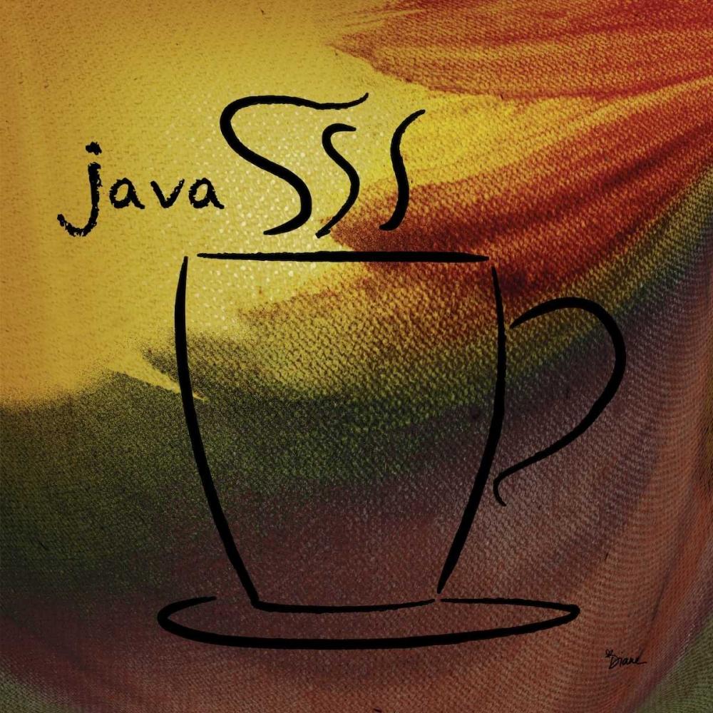 konfigurieren des Kunstdrucks in Wunschgröße Java von Stimson, Diane