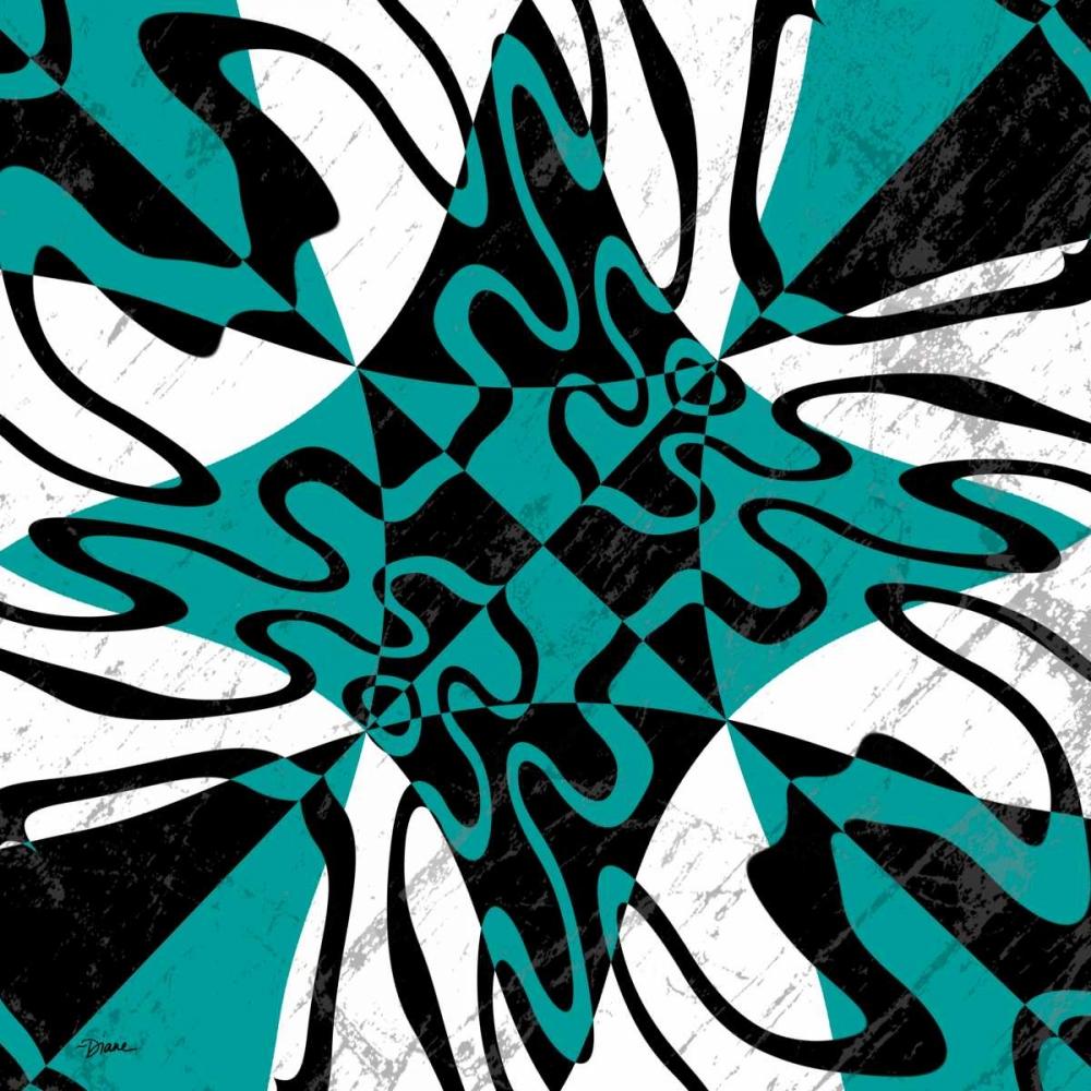 konfigurieren des Kunstdrucks in Wunschgröße Rorschach 2 von Stimson, Diane