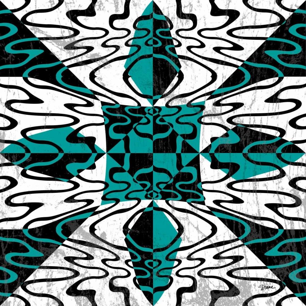 konfigurieren des Kunstdrucks in Wunschgröße Rorschach von Stimson, Diane