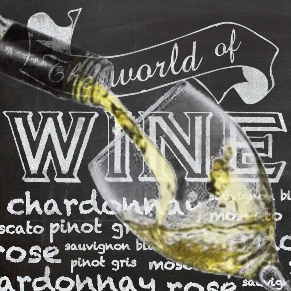 konfigurieren des Kunstdrucks in Wunschgröße Wine Glass 2 von Gibbons, Lauren