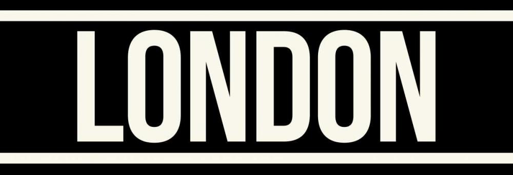 konfigurieren des Kunstdrucks in Wunschgröße LONDON 2 von