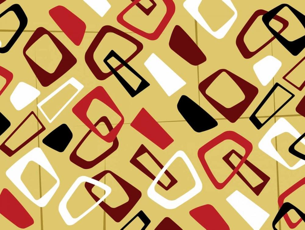 konfigurieren des Kunstdrucks in Wunschgröße Pattern von Grey, Jace