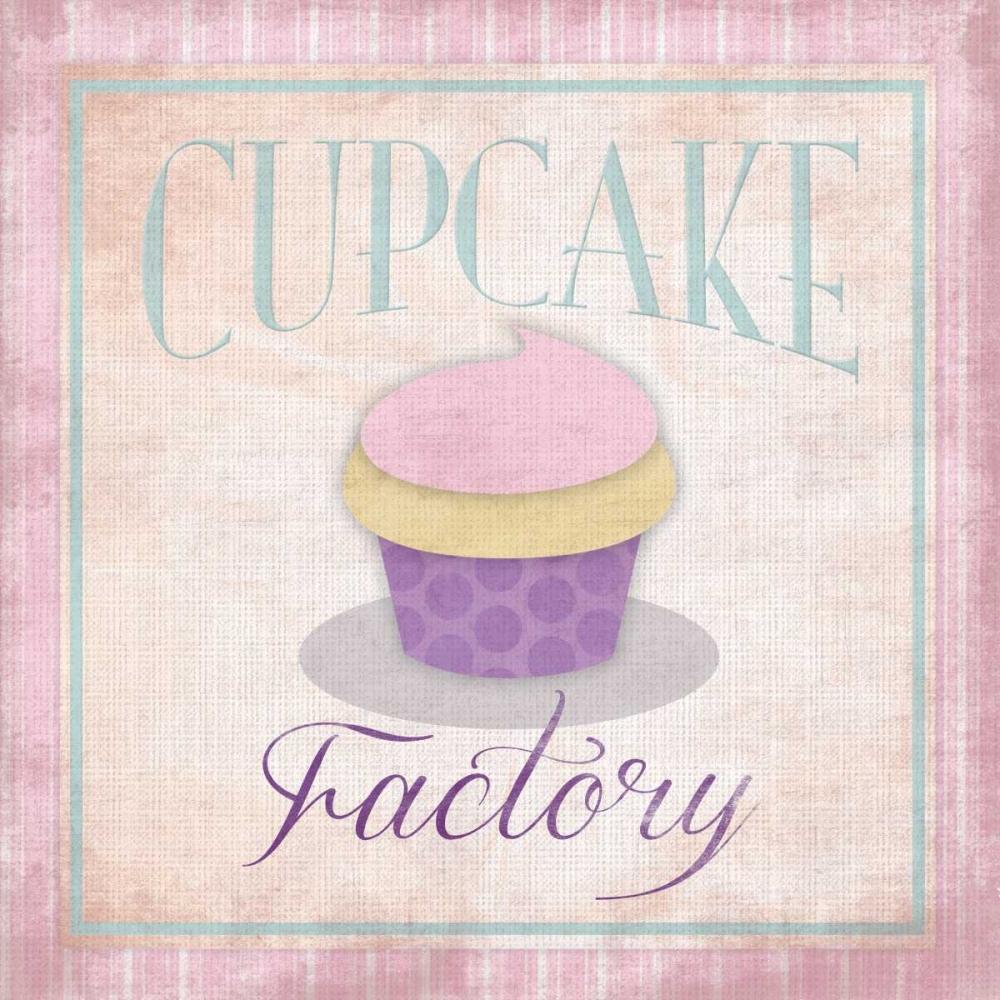 konfigurieren des Kunstdrucks in Wunschgröße Cupcakes von Grey, Jace