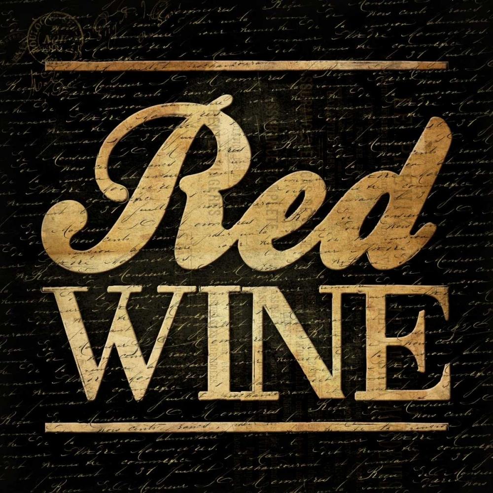 konfigurieren des Kunstdrucks in Wunschgröße Red Wine A von Grey, Jace