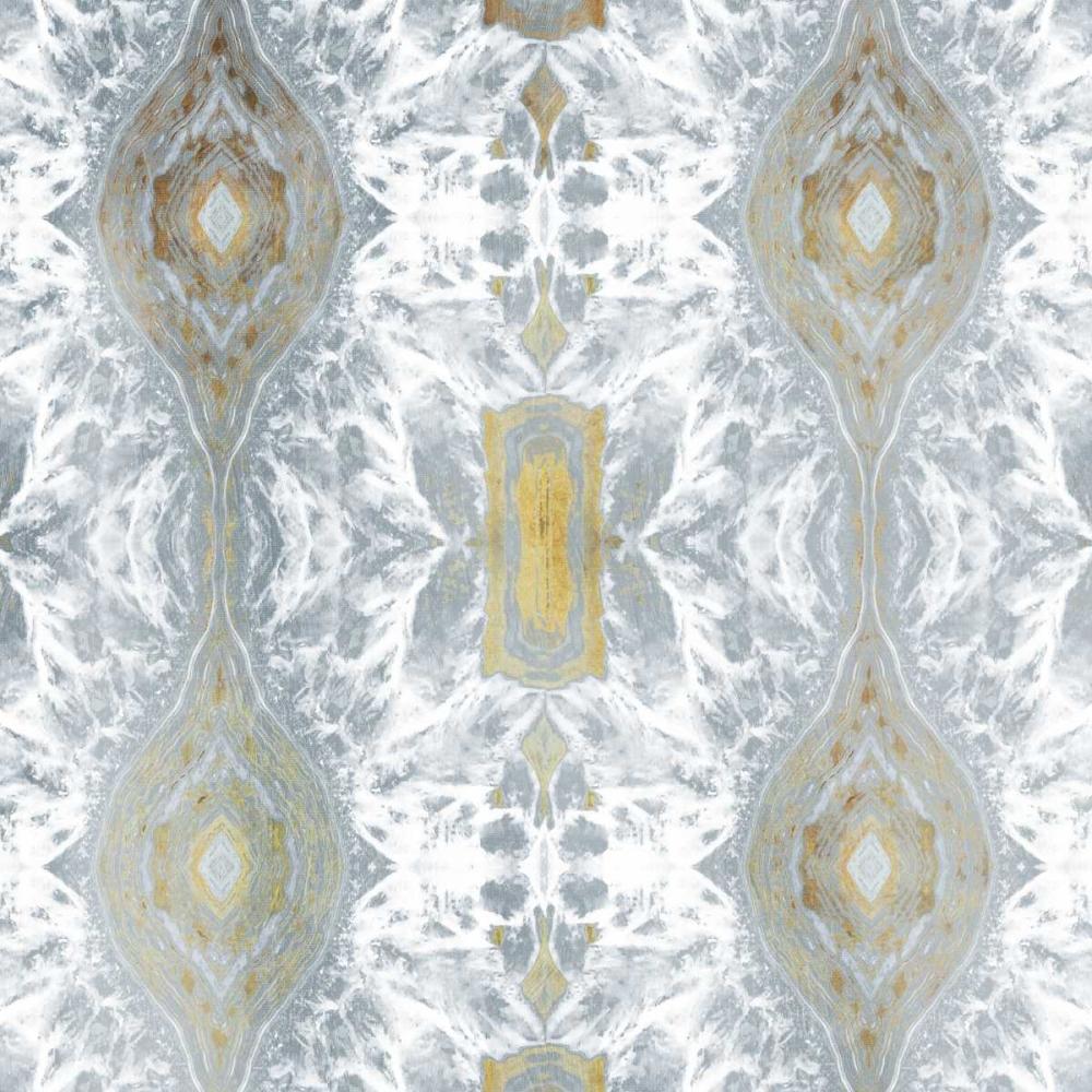 konfigurieren des Kunstdrucks in Wunschgröße Kscope Grey Gold von Grey, Jace