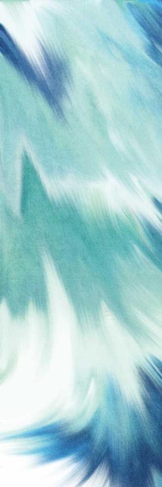 konfigurieren des Kunstdrucks in Wunschgröße Blue Mood A von Allen, Kimberly