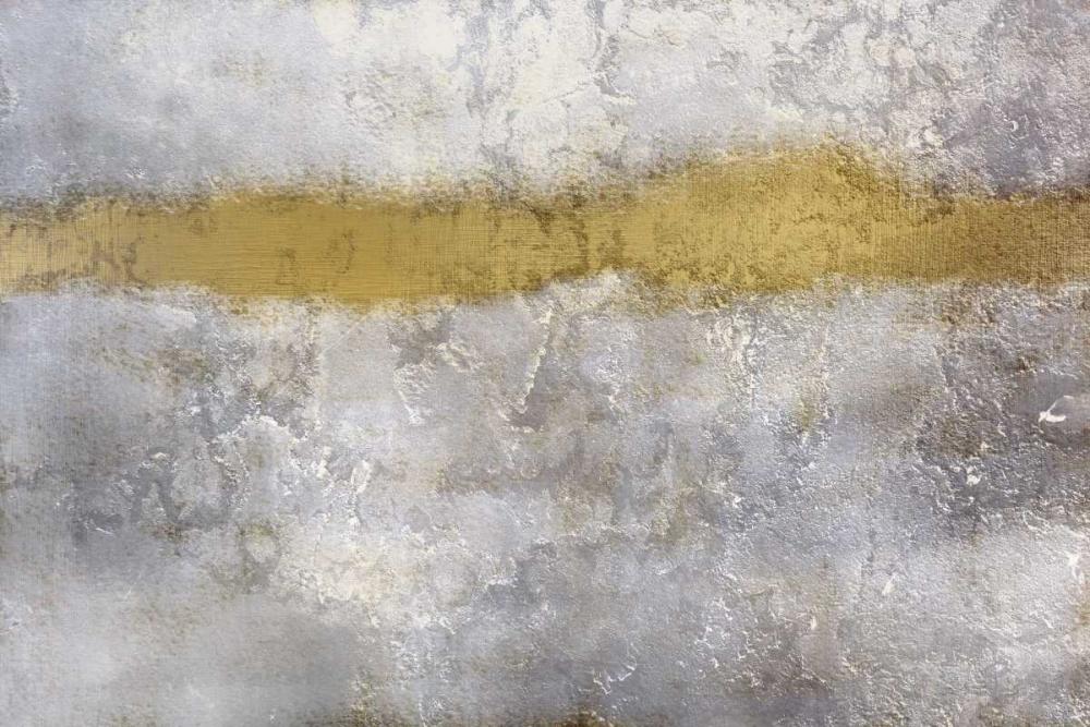 konfigurieren des Kunstdrucks in Wunschgröße Streams of Gold von Allen, Kimberly