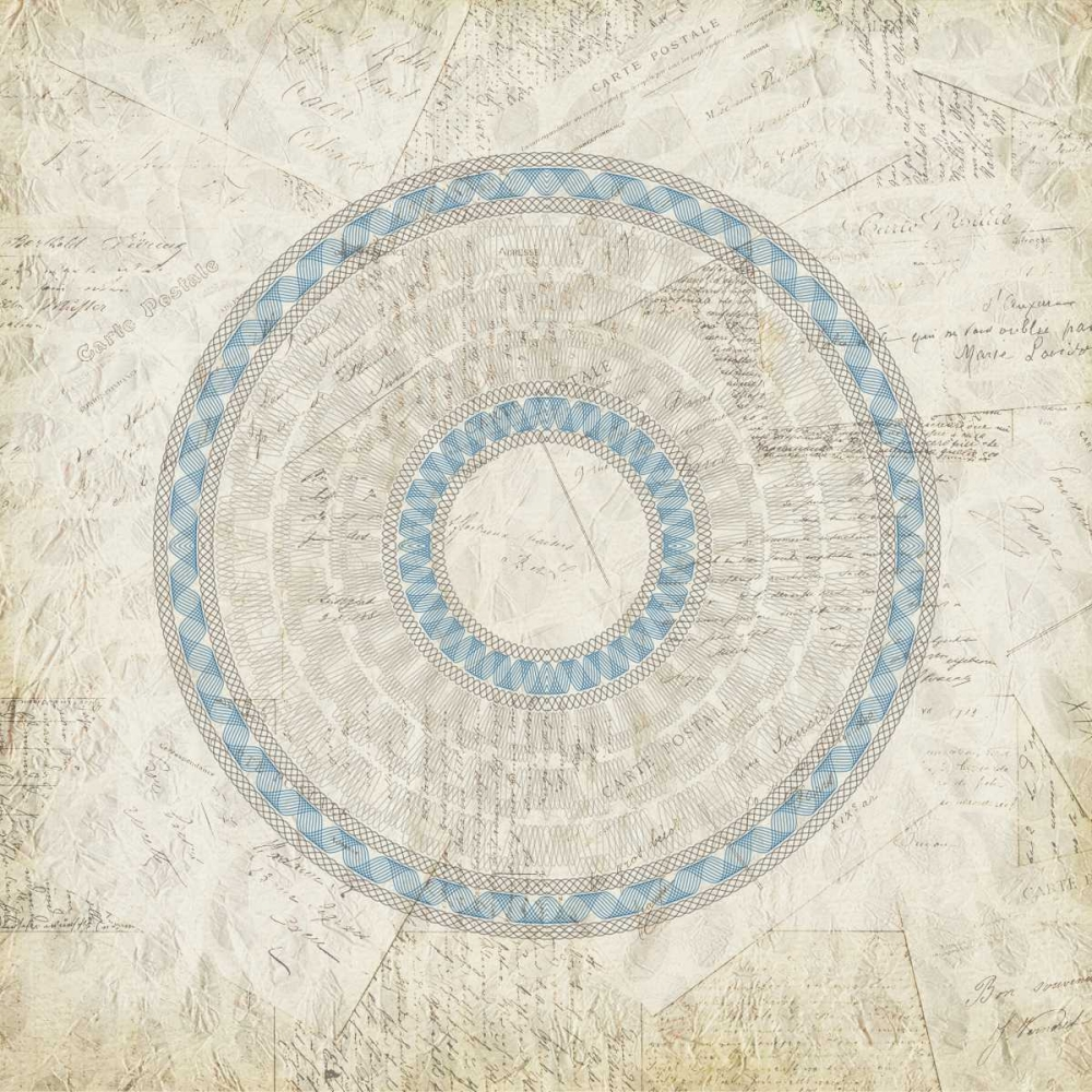 konfigurieren des Kunstdrucks in Wunschgröße Flourish 3 von Allen, Kimberly