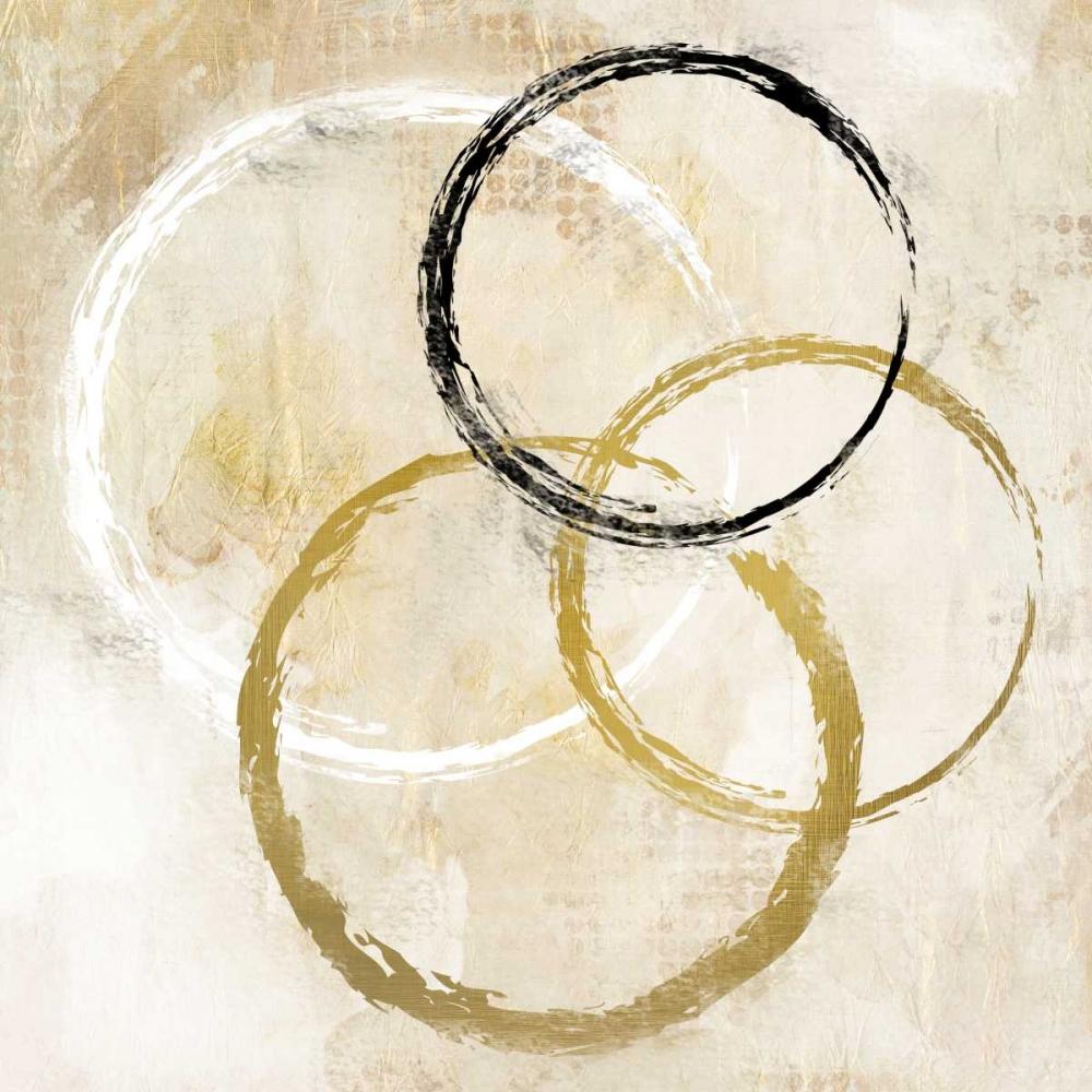 konfigurieren des Kunstdrucks in Wunschgröße Ring Time 1 von Allen, Kimberly