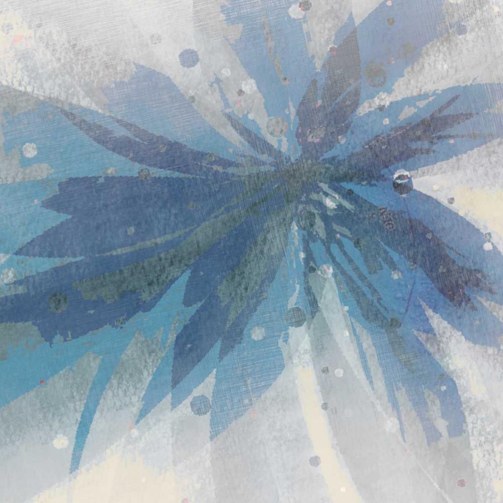 konfigurieren des Kunstdrucks in Wunschgröße Glamour Indigo 2 von Allen, Kimberly