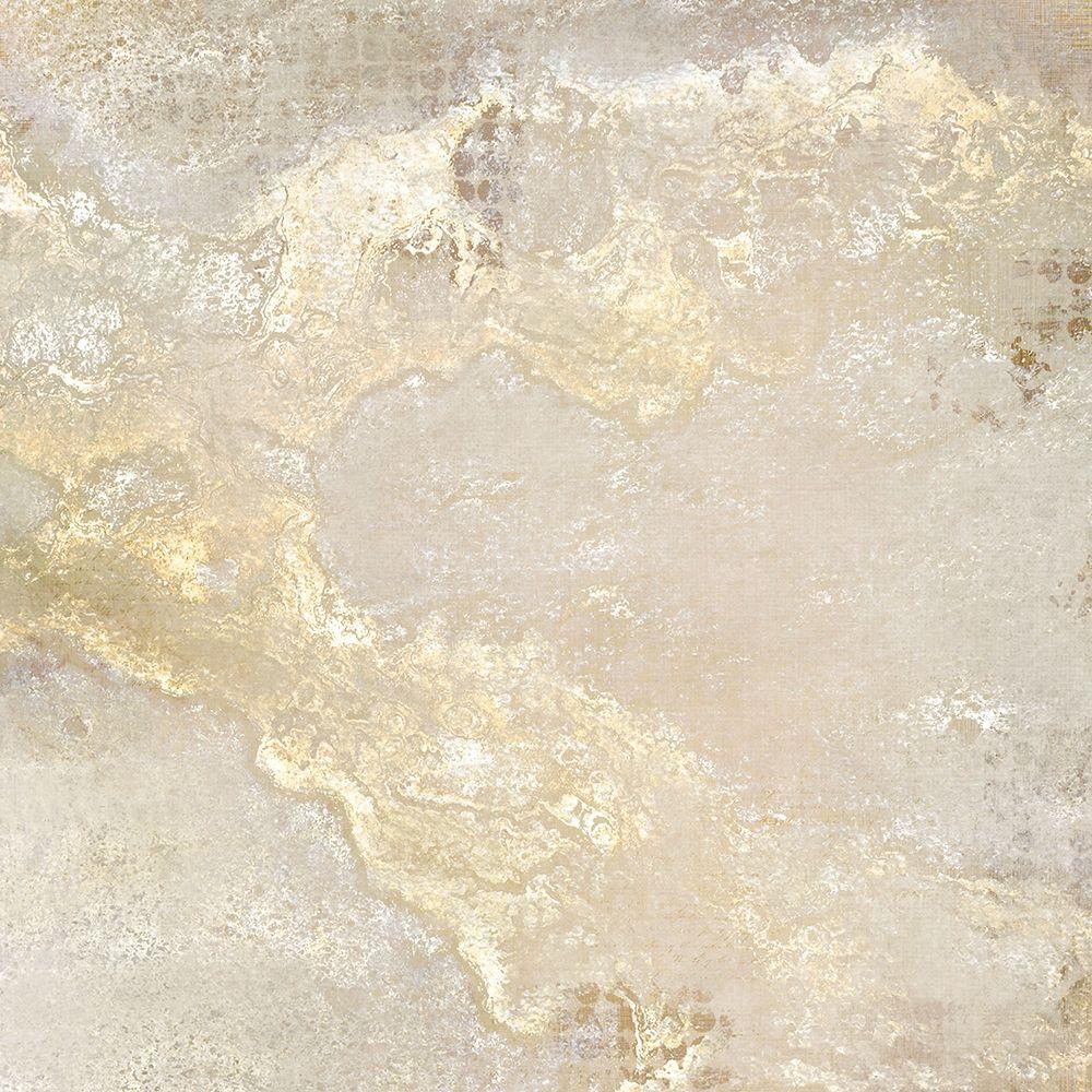konfigurieren des Kunstdrucks in Wunschgröße Golden Stream von Kimberly, Allen