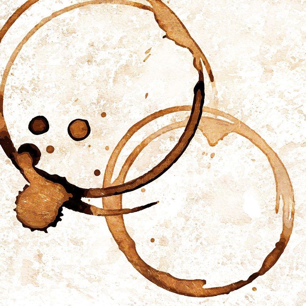 konfigurieren des Kunstdrucks in Wunschgröße Copper Circles 1 von Allen, Kimberly
