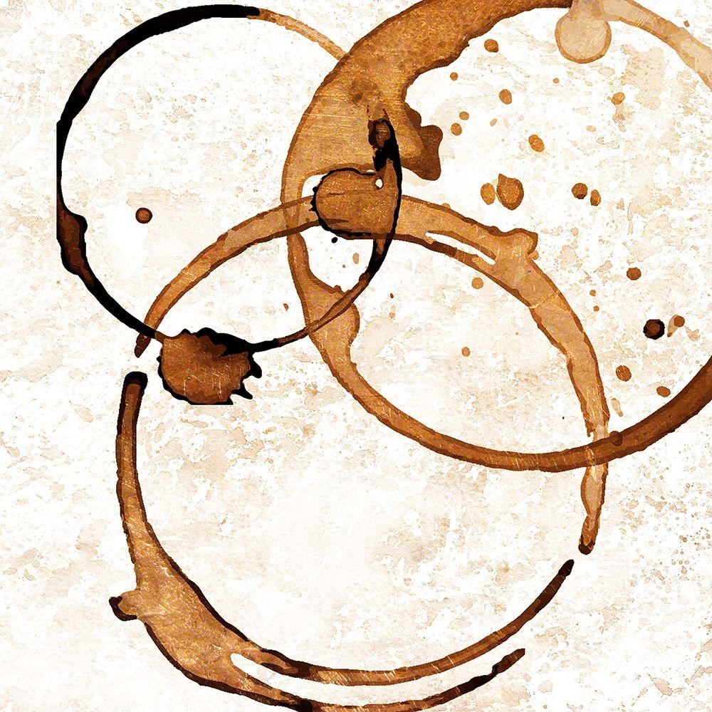konfigurieren des Kunstdrucks in Wunschgröße Copper Circles 2 von Allen, Kimberly