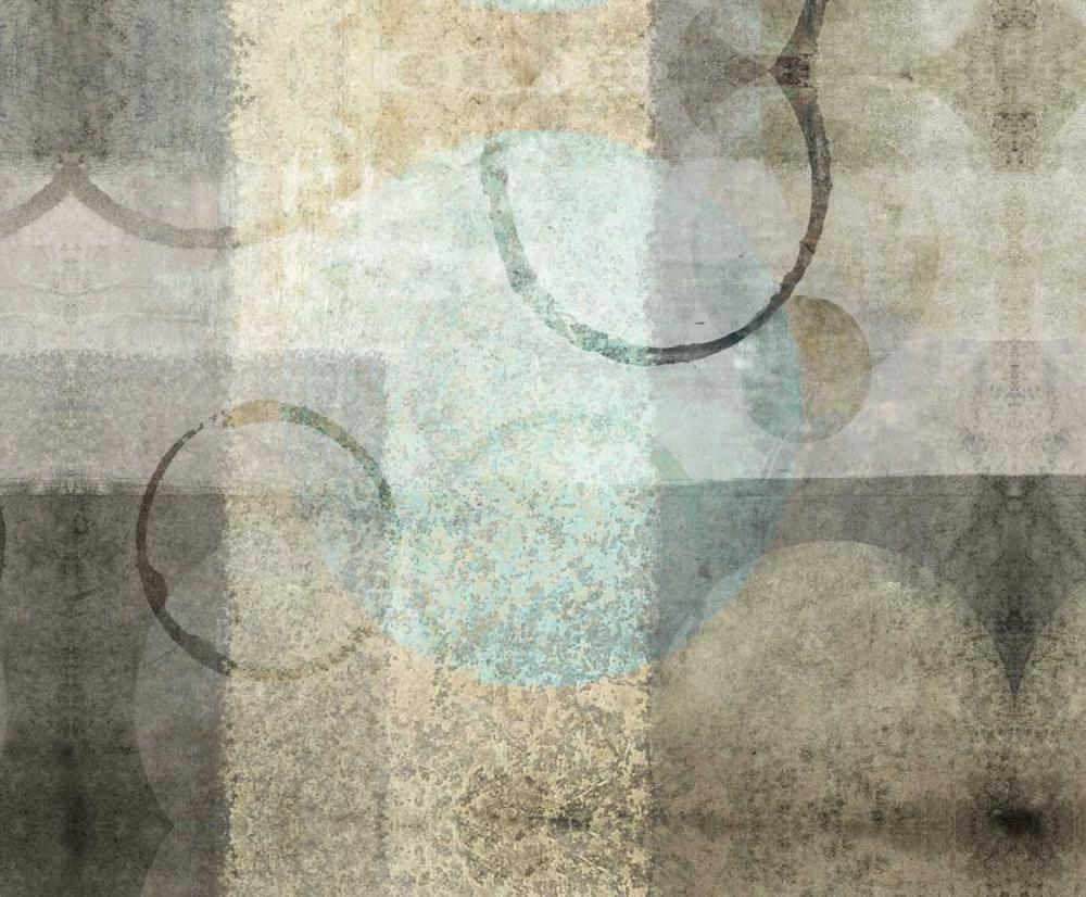 konfigurieren des Kunstdrucks in Wunschgröße Paradise Moon I von Emery, Kristin