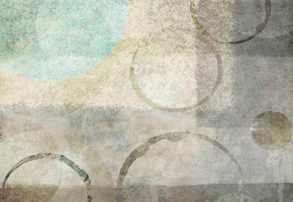 konfigurieren des Kunstdrucks in Wunschgröße Paradise Moon II von Emery, Kristin