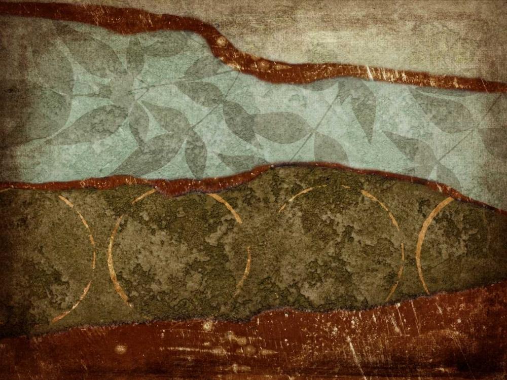 konfigurieren des Kunstdrucks in Wunschgröße Autumn Spice III von Emery, Kristin