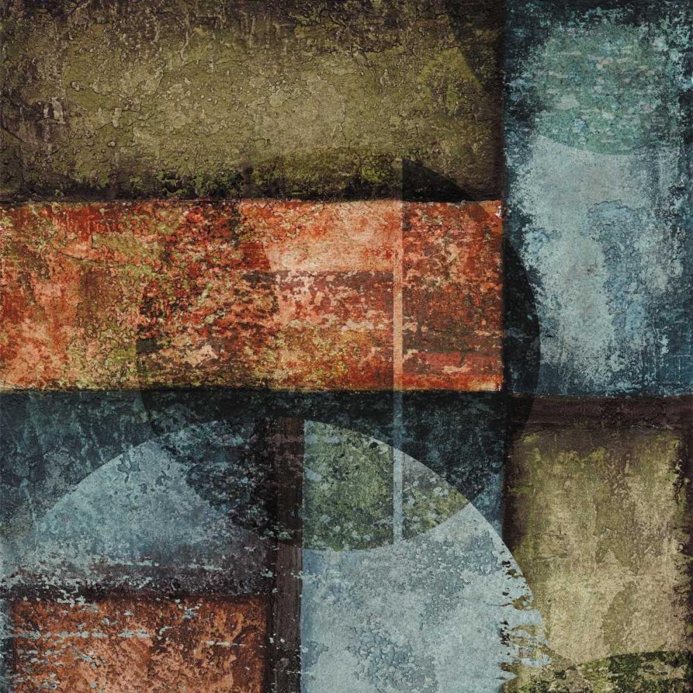 konfigurieren des Kunstdrucks in Wunschgröße Square I von Emery, Kristin