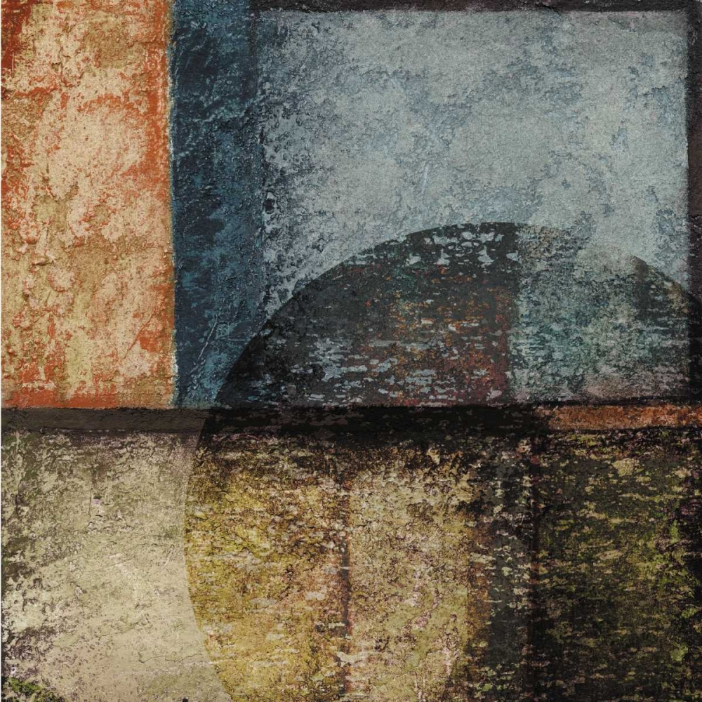 konfigurieren des Kunstdrucks in Wunschgröße Square III von Emery, Kristin