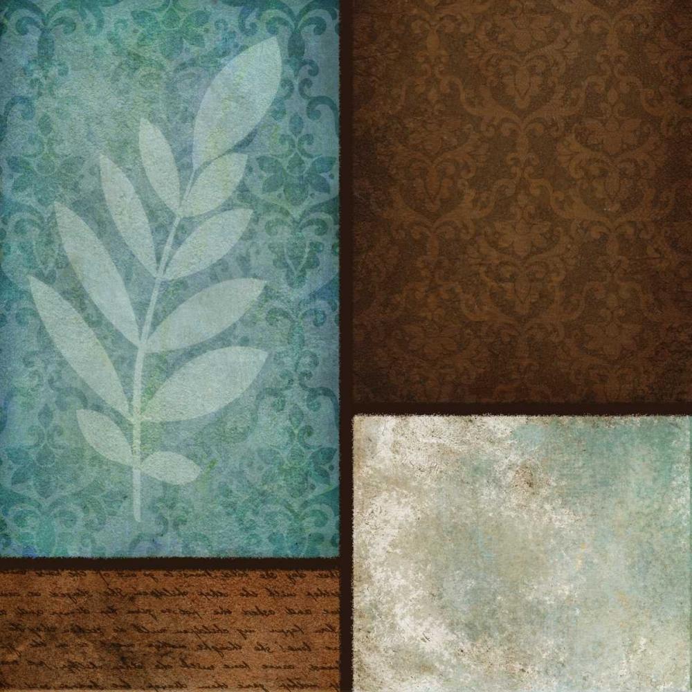 konfigurieren des Kunstdrucks in Wunschgröße Patterns and Ferns III von Emery, Kristin