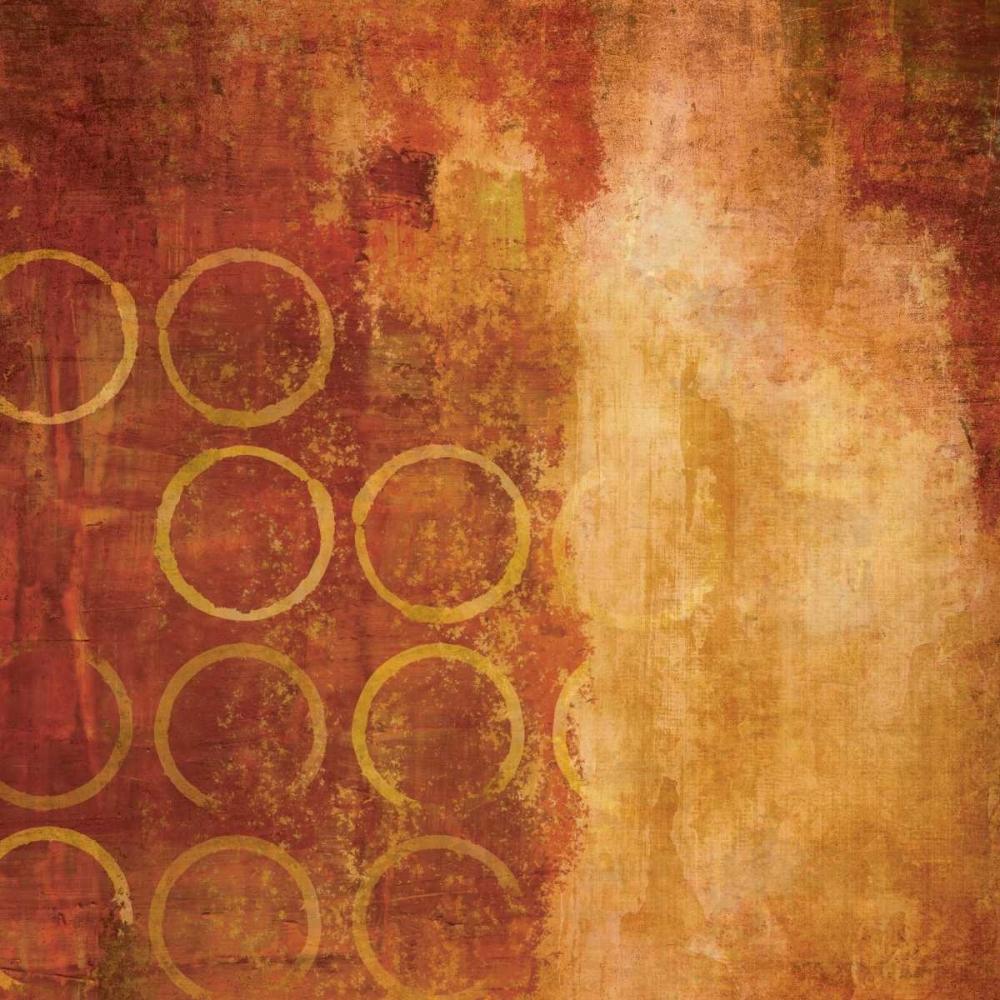 konfigurieren des Kunstdrucks in Wunschgröße Red Hot II von Emery, Kristin