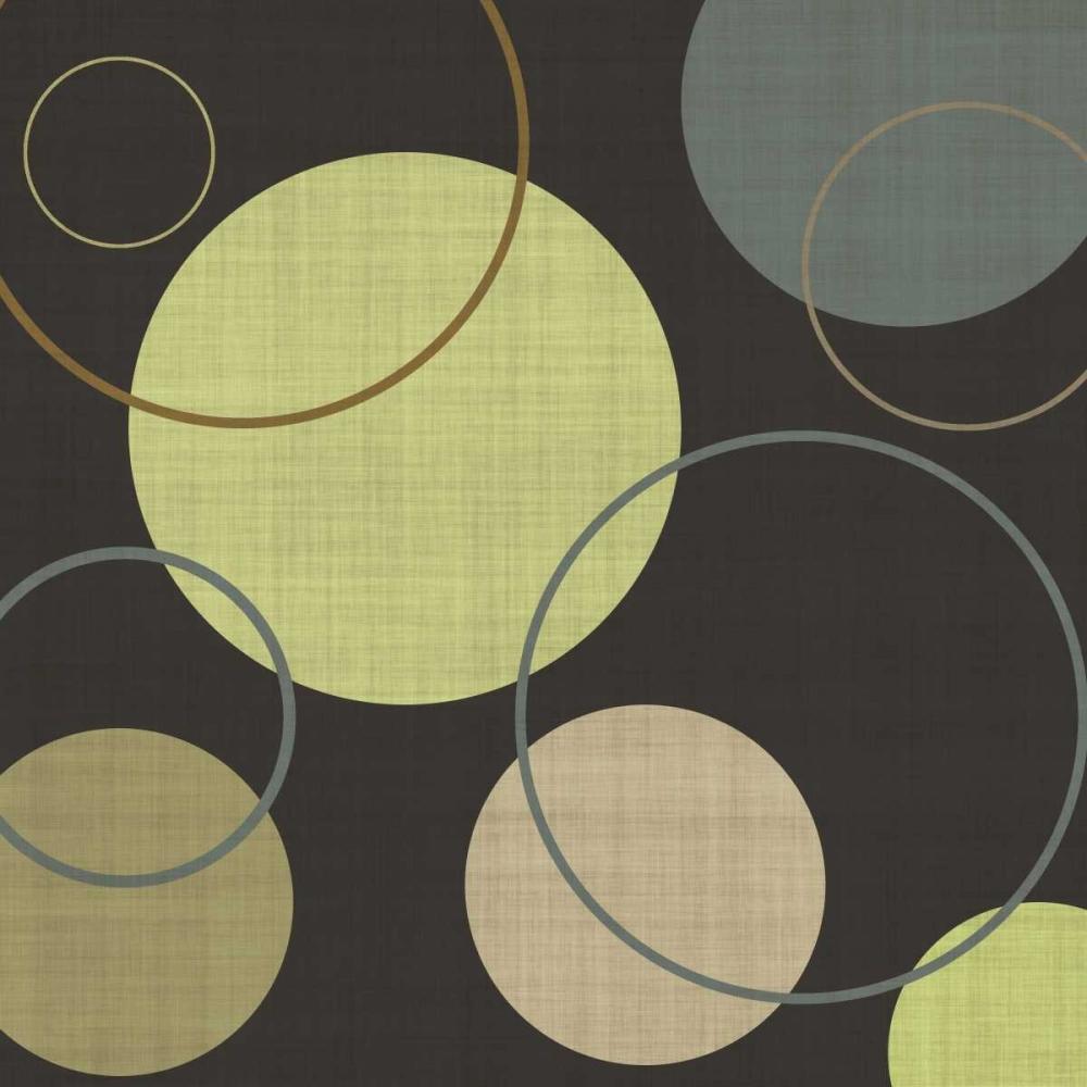 konfigurieren des Kunstdrucks in Wunschgröße Lime Ricky I von Emery, Kristin