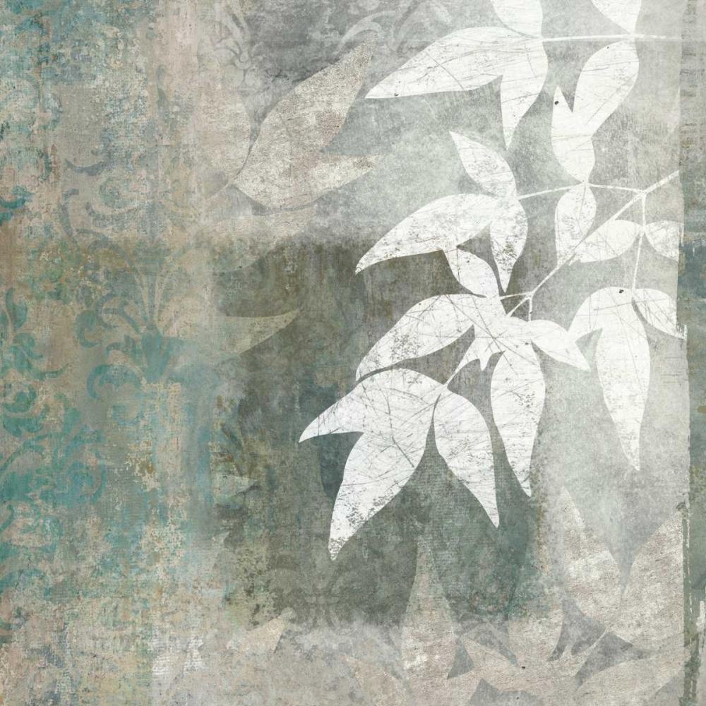 konfigurieren des Kunstdrucks in Wunschgröße Spa Leaves I von Emery, Kristin