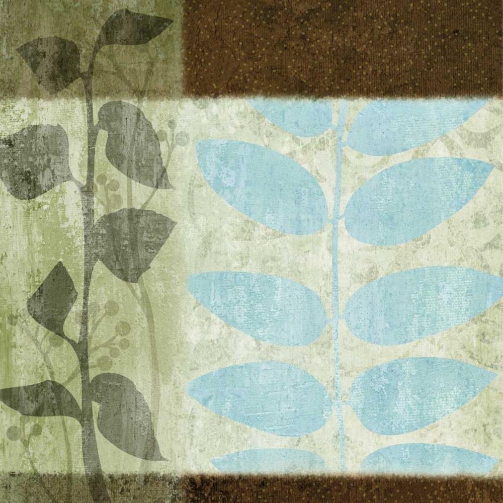 konfigurieren des Kunstdrucks in Wunschgröße In the Weeds II von Emery, Kristin