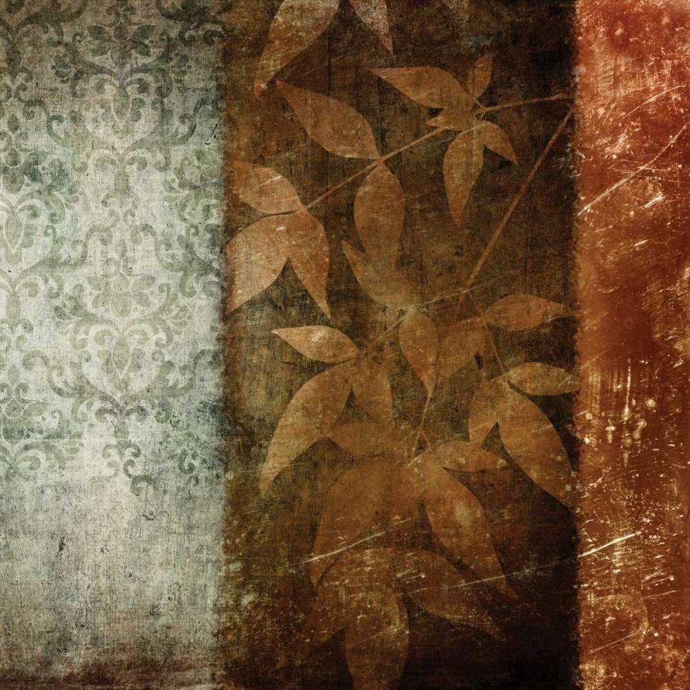 konfigurieren des Kunstdrucks in Wunschgröße Spice Leaves I von Emery, Kristin