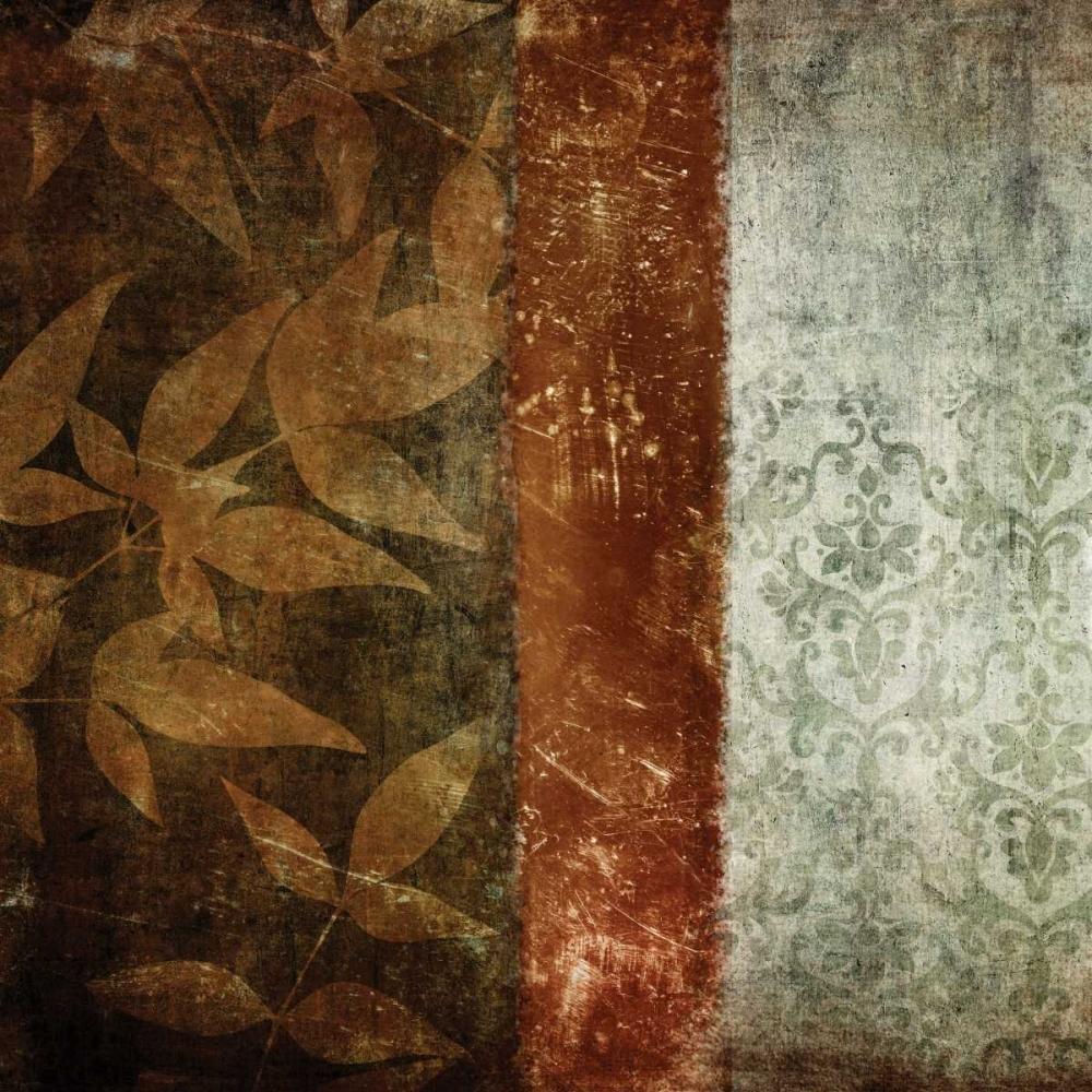 konfigurieren des Kunstdrucks in Wunschgröße Spice Leaves II von Emery, Kristin