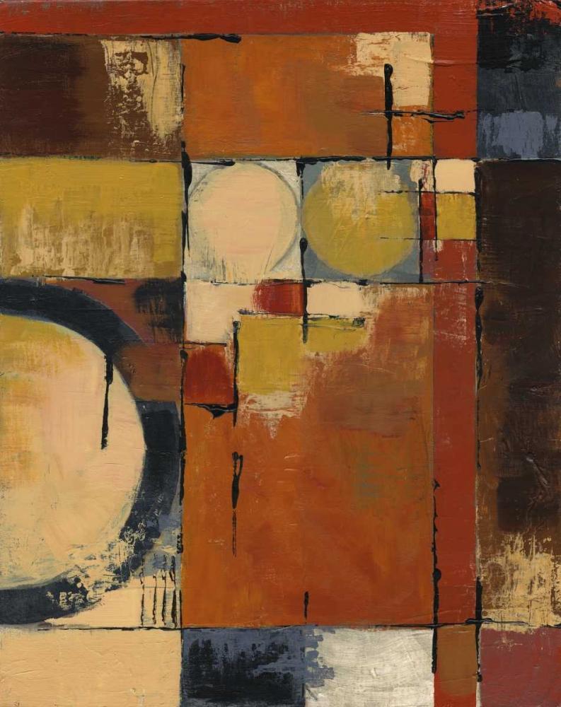 konfigurieren des Kunstdrucks in Wunschgröße Jazz I von Davey, Linda