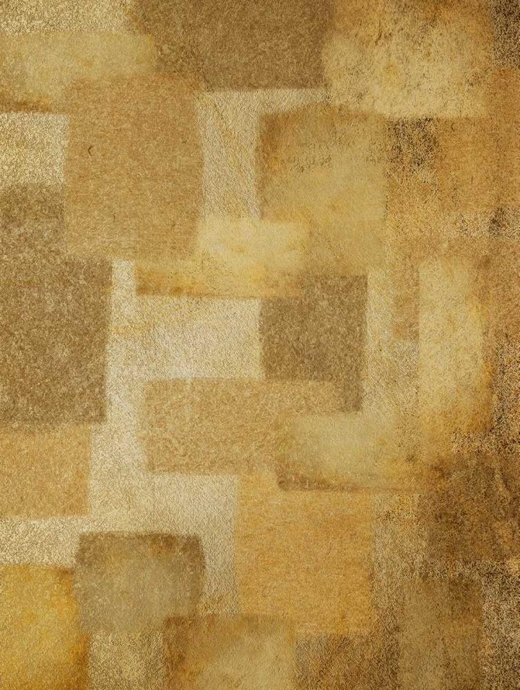 konfigurieren des Kunstdrucks in Wunschgröße Golden Quilt von Prime, Marcus