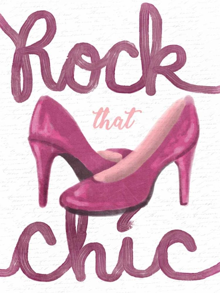 konfigurieren des Kunstdrucks in Wunschgröße Rock That Chic von Prime, Marcus