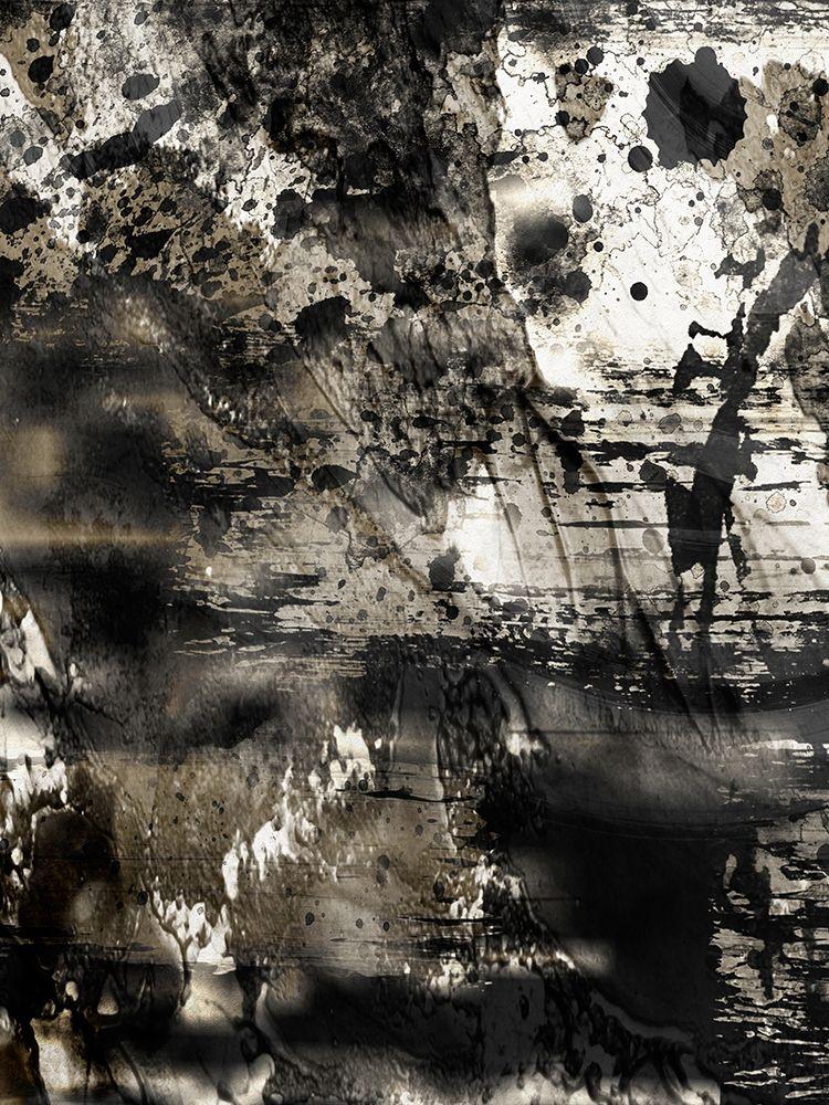 konfigurieren des Kunstdrucks in Wunschgröße Golden Abstraction 3 von Prime, Marcus