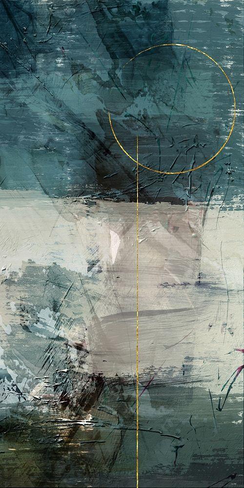 konfigurieren des Kunstdrucks in Wunschgröße Gold Flare von Prime, Marcus