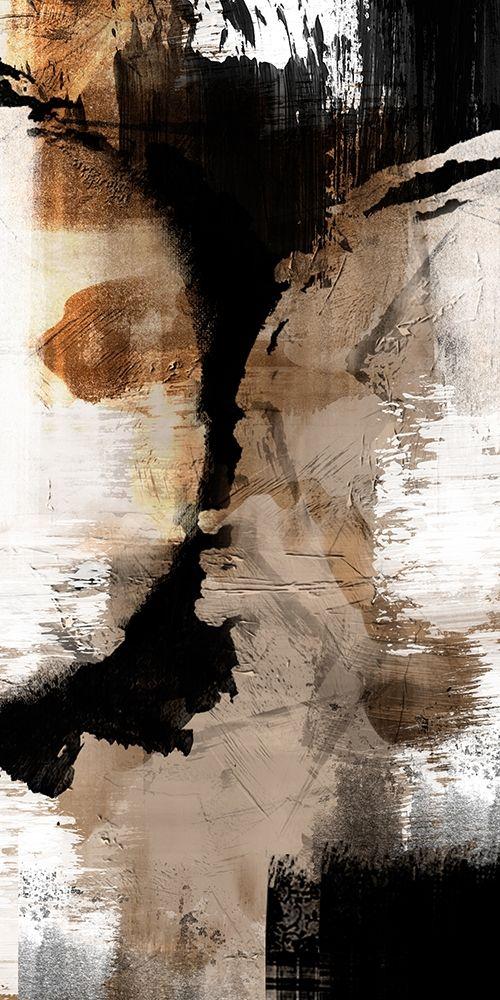 konfigurieren des Kunstdrucks in Wunschgröße Golden Distressed 2 von Prime, Marcus