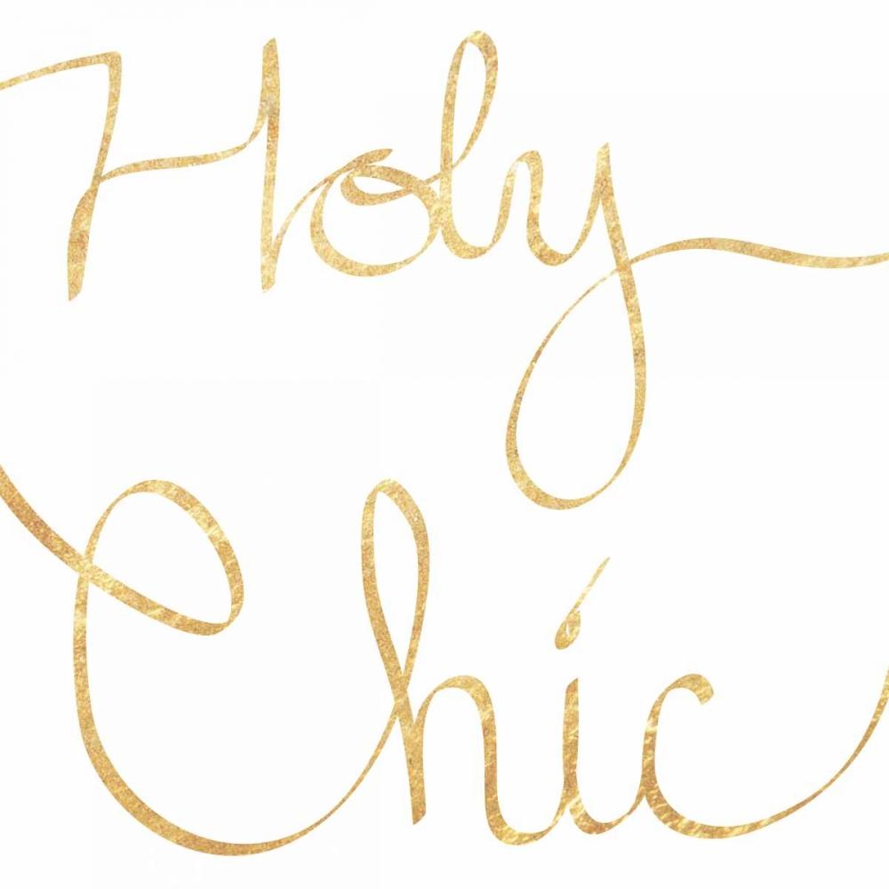 konfigurieren des Kunstdrucks in Wunschgröße Holy Chic von Prime, Marcus